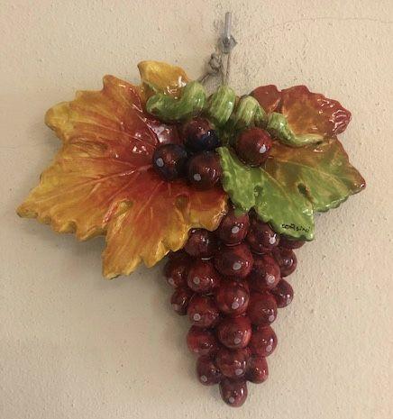 Ciocca uva cm 17x17