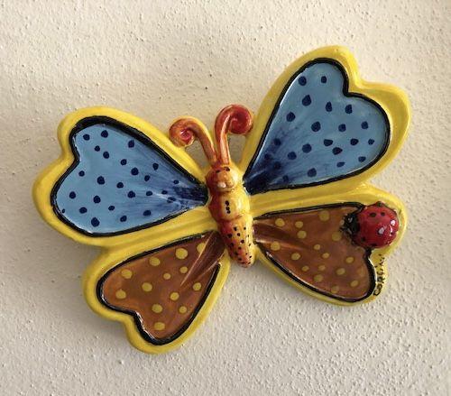 Farfalla cm 14,5x10,5