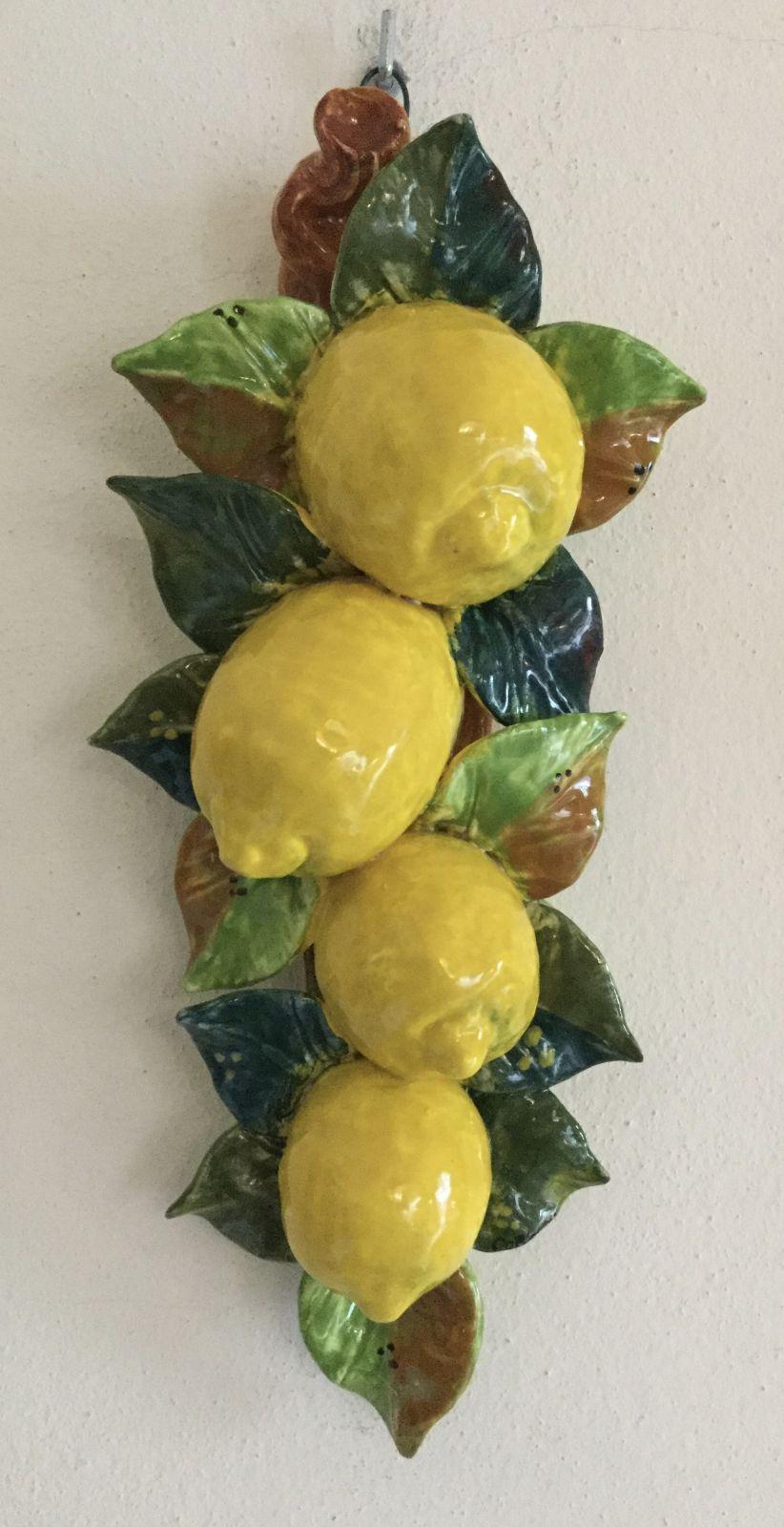Tralcio con 4 limoni h36