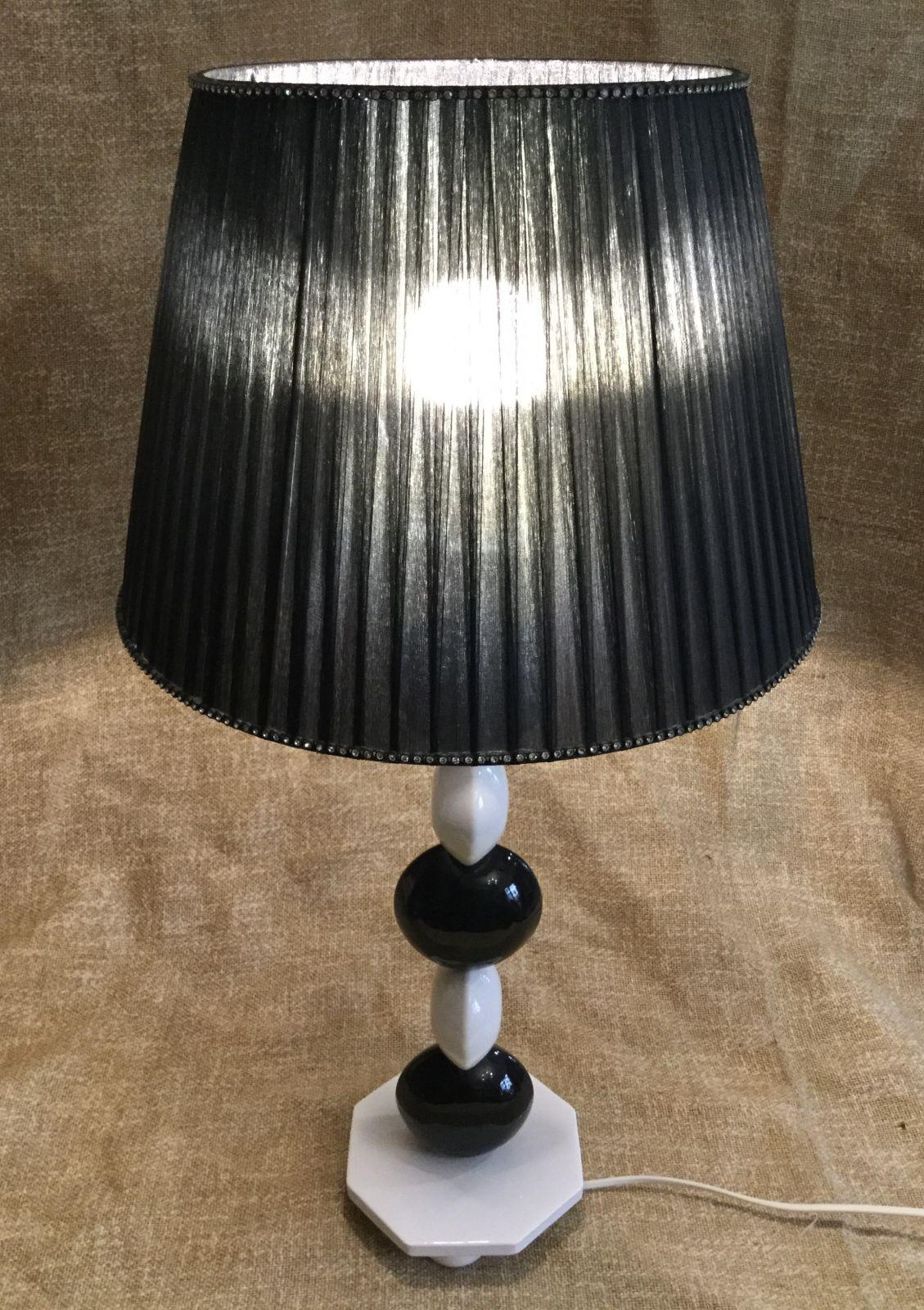 Lampada h50 base cm 15