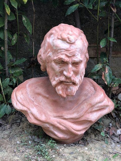 Busto ( Vecchio ) h47 L41