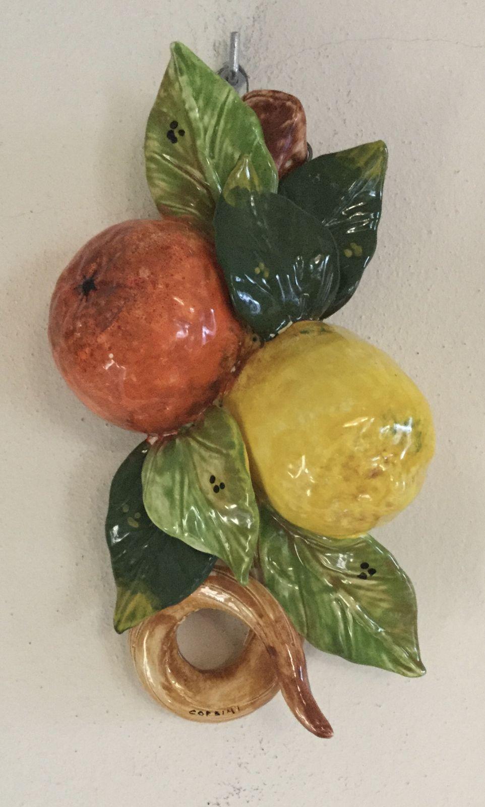 Tralcio con Arancio&limone cm 27x16