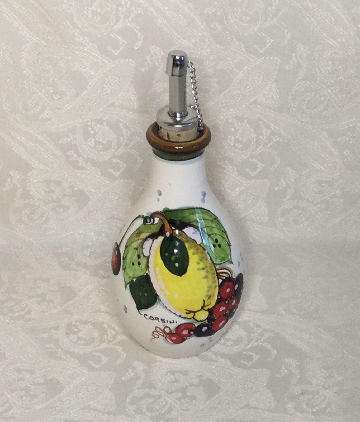 Ampolla olio h13 con frutta mista