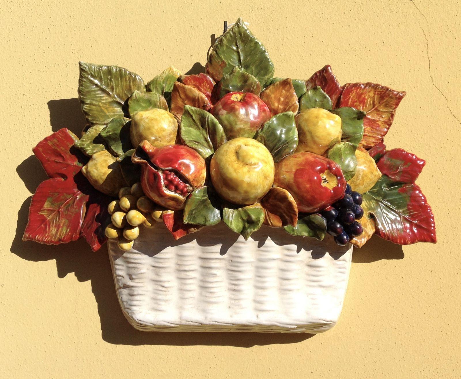 Cesto da muro frutta mista Cm 47x33