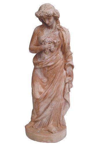 Statua autunno h125